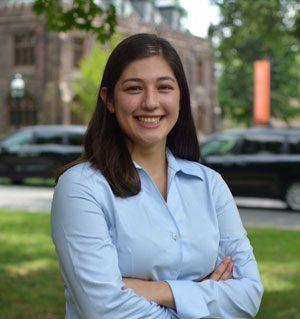 <b>Jessica Cobian</b> – Princeton University