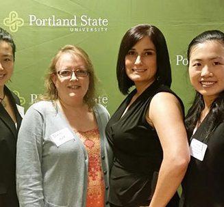 <b>Alisha Langford</b> – Portland State University