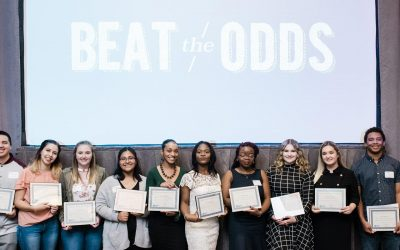 'Thank You' From Beat the Odds to Supporters